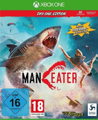 Maneater (Day One Edition)