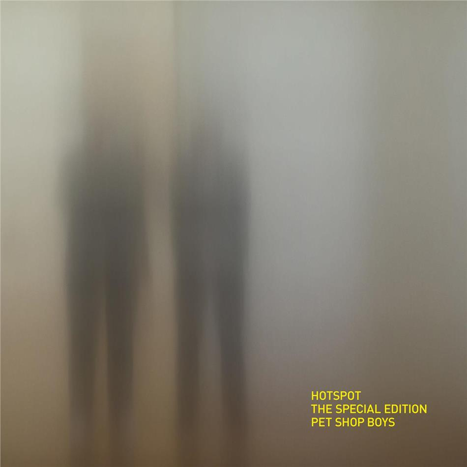 Pet Shop Boys - Hotspot (Special Edition, 2 CDs)