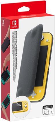 Nintendo Switch Lite-Klapphülle und -Schutzfolie