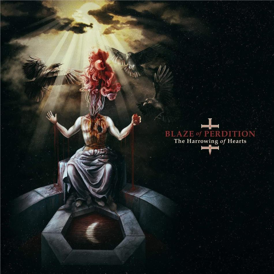 Blaze Of Perdition - The Harrowing Of Hearts (LP)