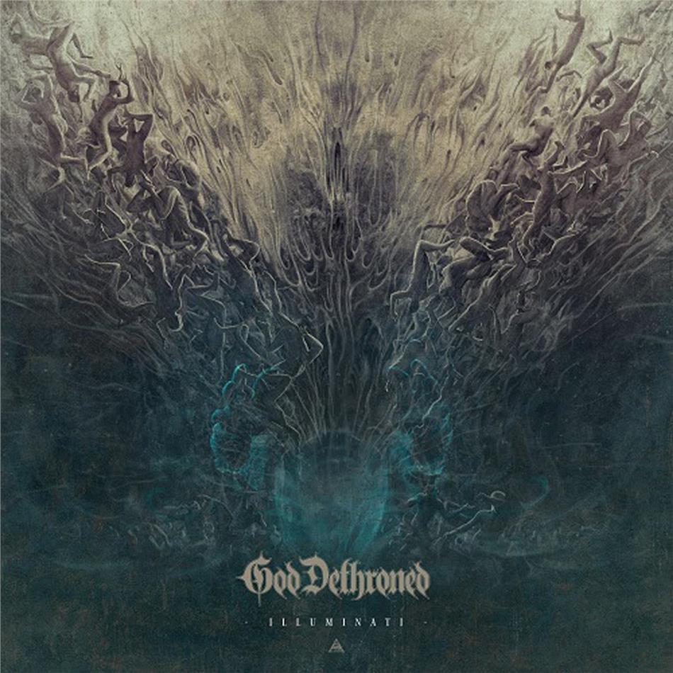 God Dethroned - Illuminati (Limited Edition, Clear Violet Blue Marbled Vinyl, LP)