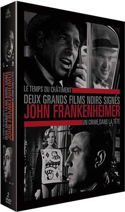 Le temps du châtiment / Un crime dans la tête - Deux grands films noirs signés John Frankenheimer (2 DVDs)