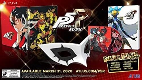Persona 5 Royal - (Phantom Thieves Edition)