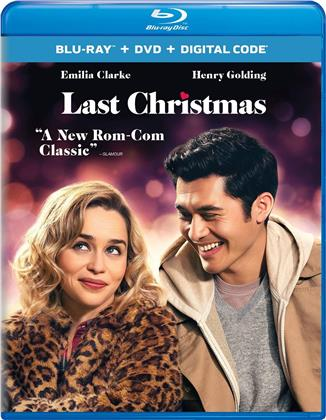 Last Christmas (2019) (Blu-ray + DVD)