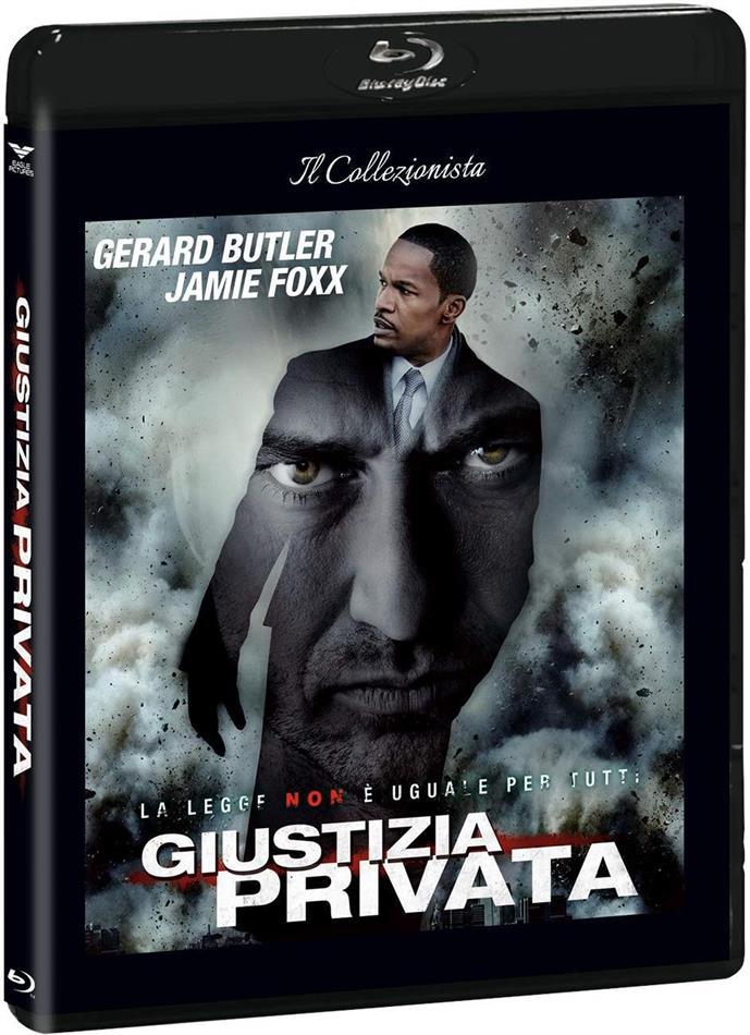 Giustizia Privata (2009) (Il Collezionista, Blu-ray + DVD)