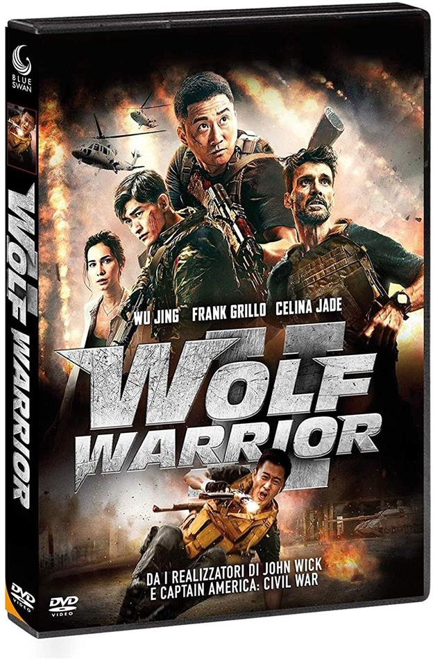 Wolf Warrior II (2017)