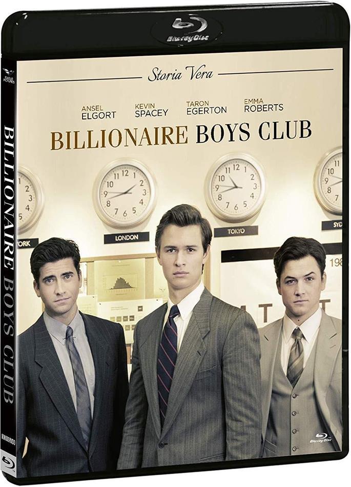 Billionaire Boys Club (2018) (Storia Vera, Blu-ray + DVD)