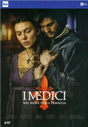 I Medici - Nel nome della famiglia - Stagione 3 (4 DVDs)