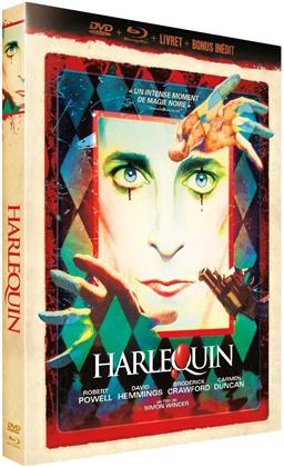 Harlequin (1980) (Blu-ray + DVD + Booklet)