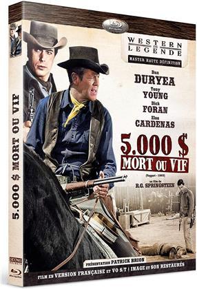 5.000 $ mort ou vif (1964) (Western de Légende)