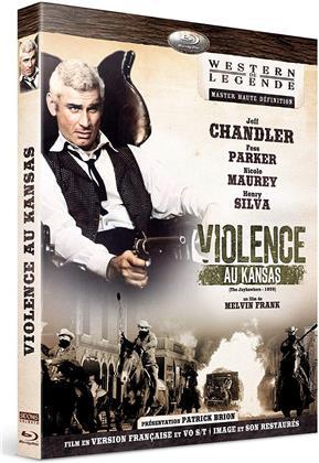 Violence au Kansas (1959) (Western de Légende)