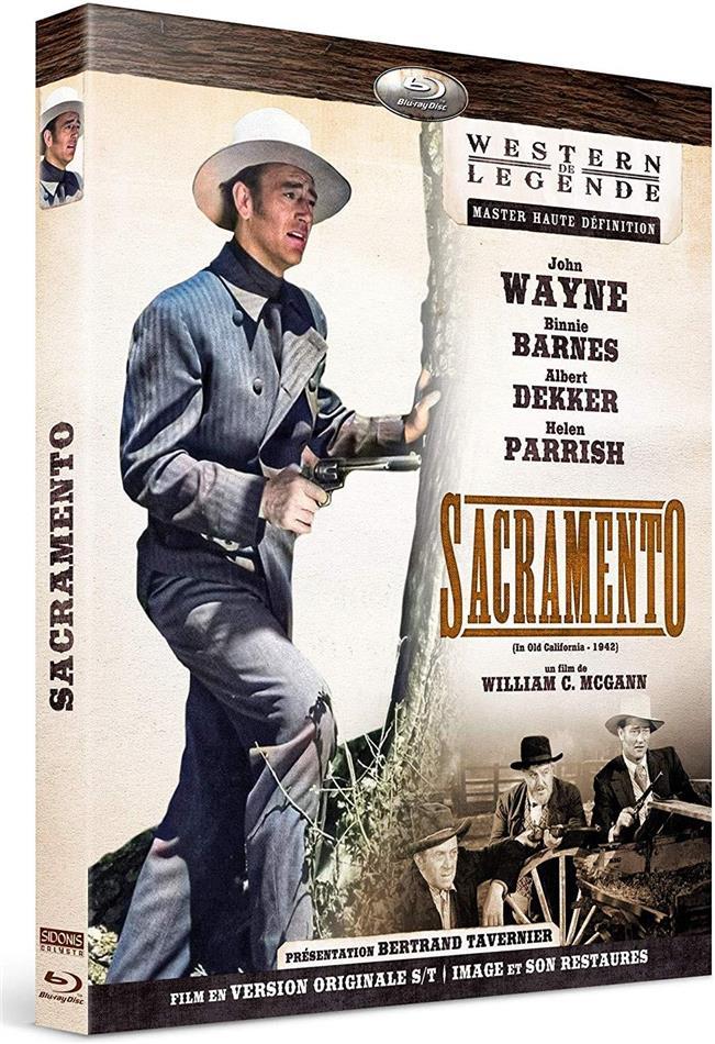 Sacramento (1942) (Western de Légende)