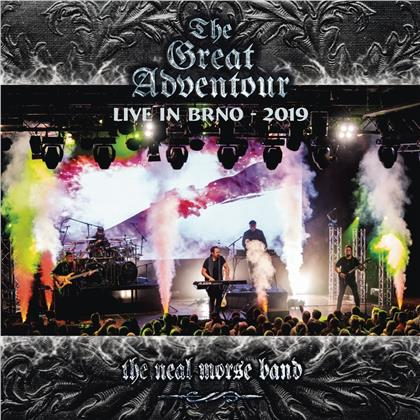 Neal Morse Band - The Great Adventour - Live in BRNO 2019 (2 CDs + 2 Blu-rays)