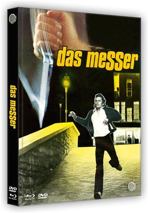 Das Messer (1971) (Cover A, Limited Edition, Mediabook, Uncut, Blu-ray + DVD)
