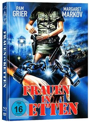 Frauen in Ketten (1973) (Cover C, Limited Edition, Mediabook, Blu-ray + DVD)