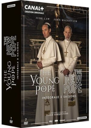 The Young Pope / The New Pope (7 DVDs)