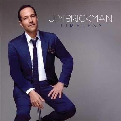 Jim Brickman - Timeless (2020 Reissue, Green Hill)