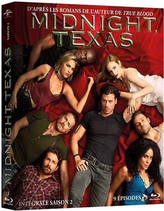 Midnight Texas - Saison 2 (3 Blu-rays)