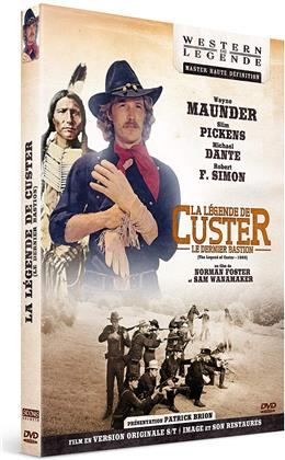 La légende de Custer (1968) (Western de Légende)