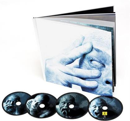 Porcupine Tree - In Absentia (2020 Reissue, 3 CDs + Buch + Blu-ray)