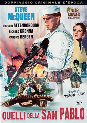 Quelli della San Pablo (1966) (War Movies Collection, Doppiaggio Originale D'epoca)