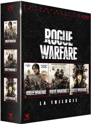 Rogue Warfare 1-3 - La Trilogie (3 Blu-rays)