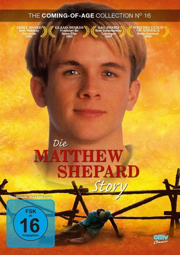 Die Matthew Shepard Story (2002) (The Coming-of-Age Collection)