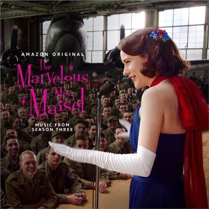 The Marvelous Mrs. Maisel - OST - Season 3