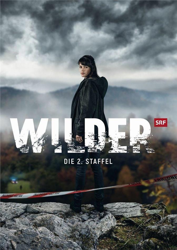Wilder - Staffel 2 (3 DVDs)