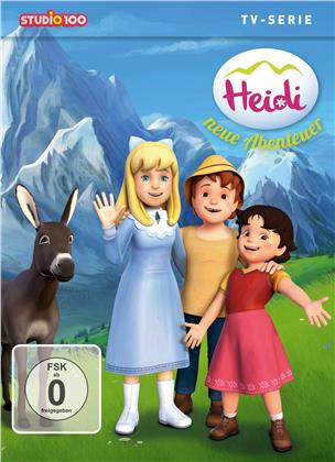 Heidi - TV-Serie - Staffel 2 - DVD 1 (Studio 100)