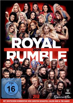 WWE: Royal Rumble 2020 (2 DVDs)