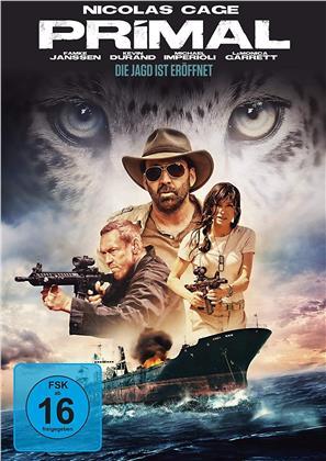 Primal - Die Jagd ist eröffnet (2019)