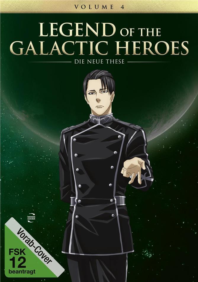 Legend of the Galactic Heroes - Die Neue These - Vol. 4