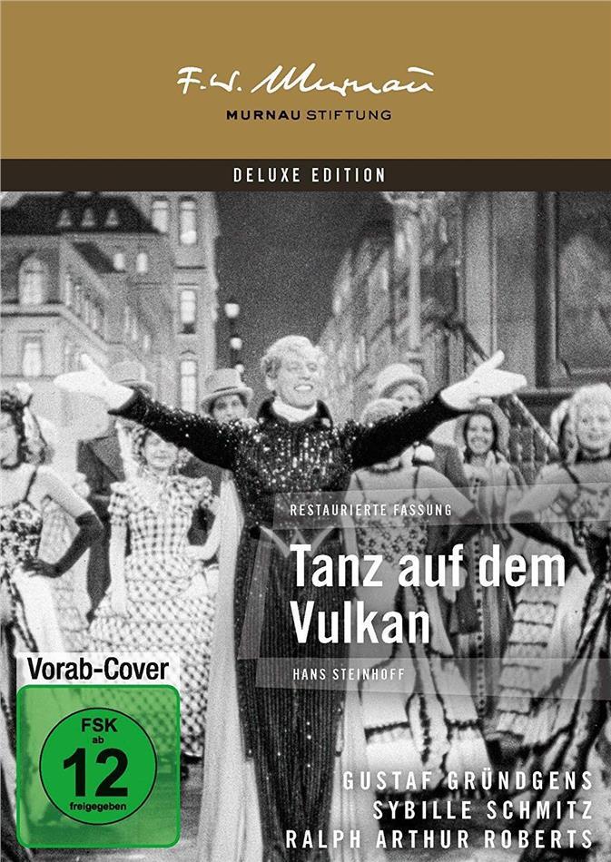 Der Tanz auf dem Vulkan (1938) (F. W. Murnau Stiftung, s/w, Deluxe Edition, Restaurierte Fassung)