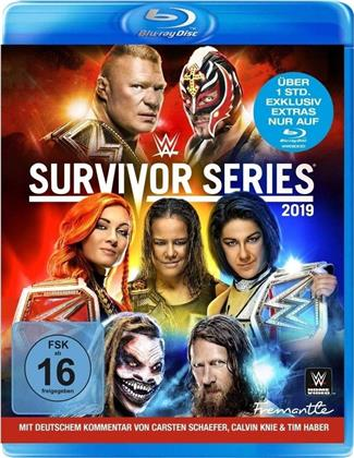 WWE: Survivor Series 2019