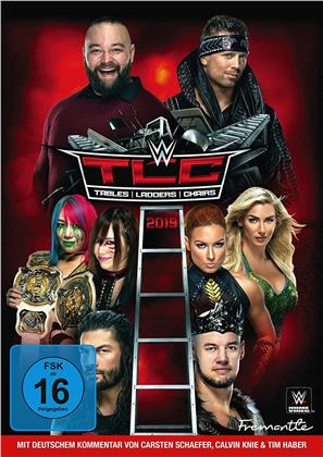 WWE: TLC 2019 - Tables/Ladders/Chairs