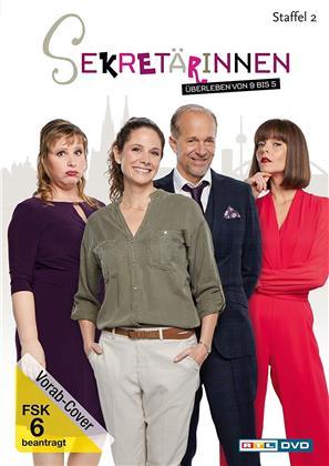 Sekretärinnen - Überleben von 9 bis 5 - Staffel 2