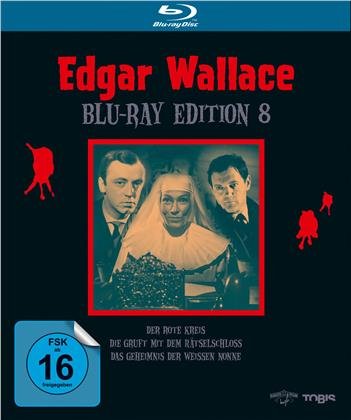Edgar Wallace Edition 8 (3 Blu-ray)