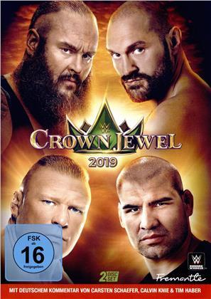 WWE: Crown Jewel 2019 (2 DVDs)