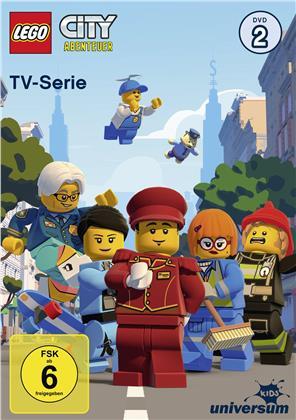 LEGO: City Abenteuer - DVD 2
