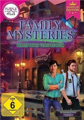Family Mysteries - Vergiftetes Versprechen (Sammler Edition)