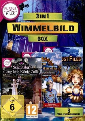3 in 1 Wimmelbild Box