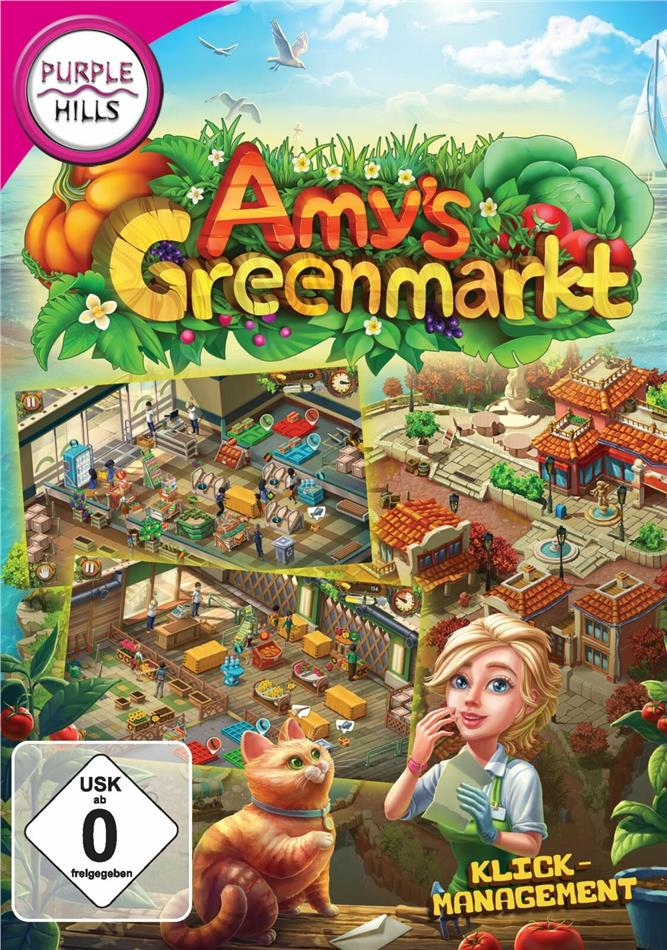 Amy's Greenmarkt