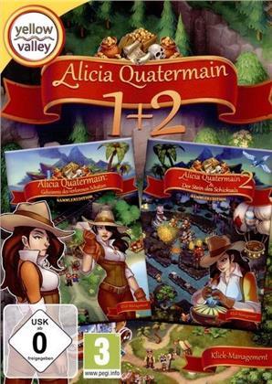Alicia Quatermain 1+2