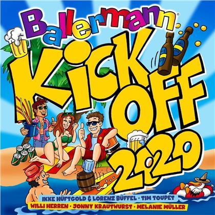 Ballermann Kick Off 2020 (2 CDs)