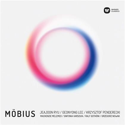 Melemed Mackenzie, Ralf Gothoni, Grzegorz Nowak, Sinfonia Varsovia, Jeajoon Ryu (*1970), … - Möbius