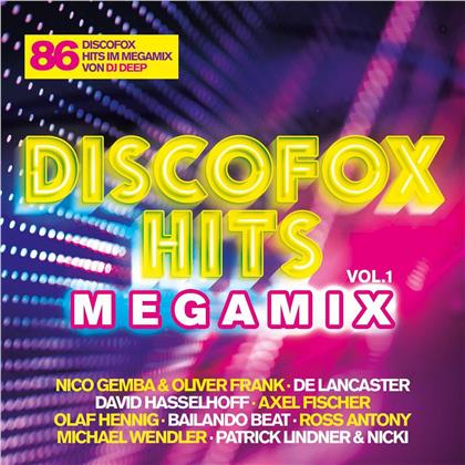 Discofox Hits Megamix Vol. 1 (2 CDs)