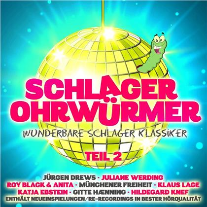 Schlager Ohrwürmer Teil 2 (2 CDs)