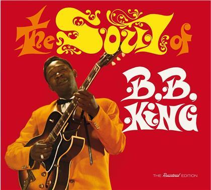 B.B. King - Soul Of B.B. King (2020 Reissue, Digipack)