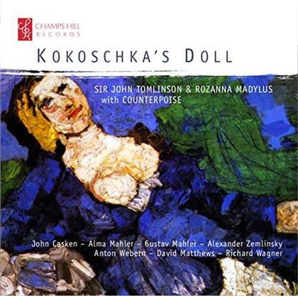 John Tomlinson, Rozanna Madylus, Counterpoise, John Casken, Alma Mahler, … - Kokoschka's Doll